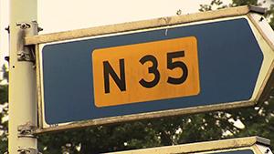 Hele N35 wordt autoweg !! Gevolgen…..