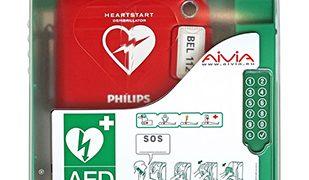 Een AED in jouw buurt kan levens redden
